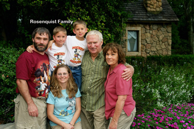 rosenquest family