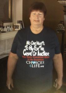 patti smith in Challenge T-shirt