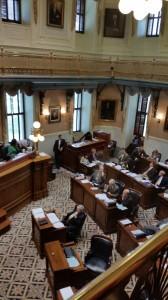 South Caroline Senate hearing May 19, 2015