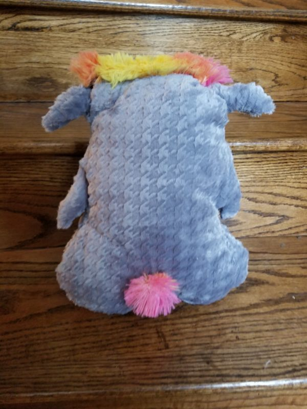 Minky Critter stuffed toy